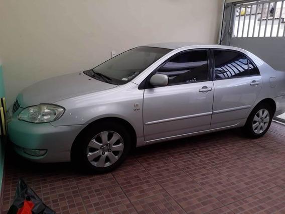 Corolla Xei, Prata, 2007, Automático, Ac, Km 151.000