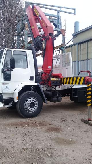 Ford Cargo1416 Con Hidrogrua Palfinger
