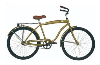 Bicicleta Playera Fiorenza Vintage Militar Force
