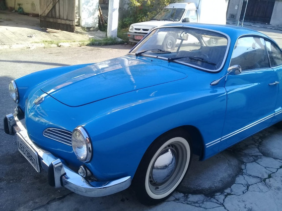 Karman Ghia 1969 Totalmente Restaurado