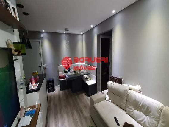 Vende Apartamento Barueri Inspire Brisas 300.000,00