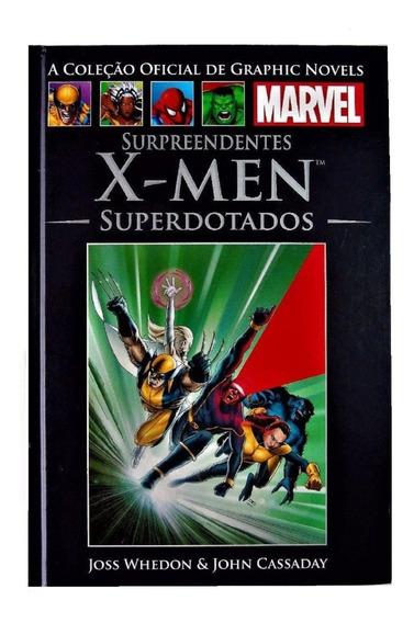 Hq Surpreendentes X-men Superdotados Graphic Novels Marvel