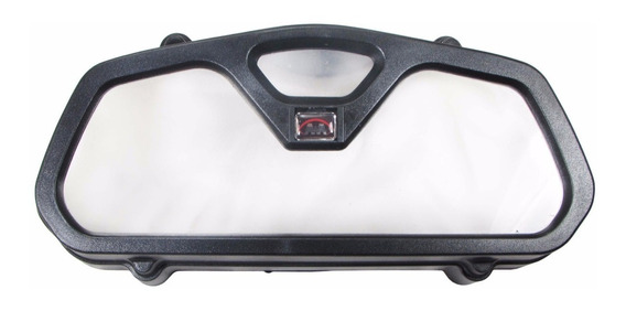 Carcaca Superior Painel Honda Nx 400 Falcon Preto