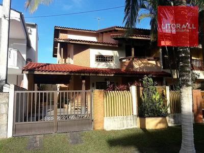 Sobrado Residencial À Venda, Campos Elíseos, Itanhaém. - So0238