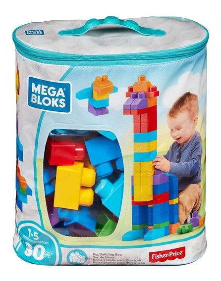 Mega Blocks Bolsa De 80 Bloques