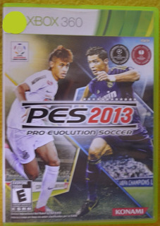 Pes Pro Evolution Soccer 2013 Xbox 360 Play Magic