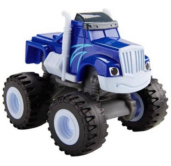 Crusher Monster Machines Blaze Veículo Básicofisher-price -
