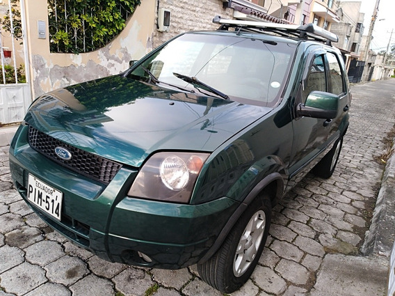 Ford Ecosport Ford Ecospt 4x2 2.0