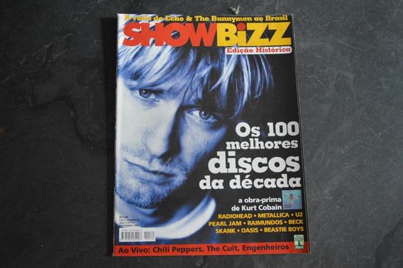 Show Bizz 172 Kurt Cobain Revista