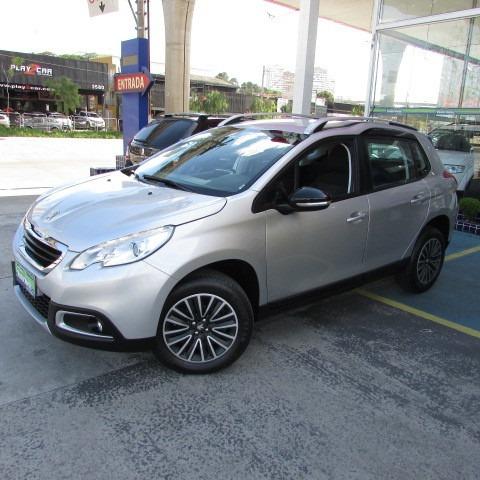 Peugeot 2008 1.6 Allure At 2018 Prata