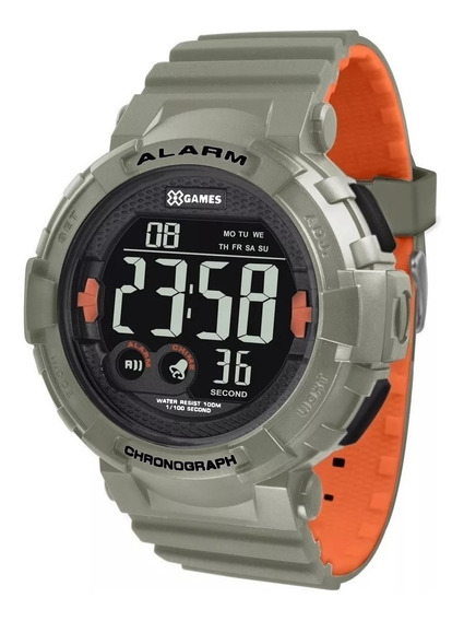 Relógio X-games Masculino Digital Xmppd532 Pxio