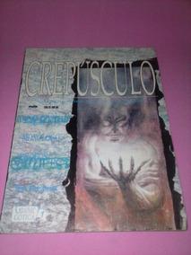 Hq Graphic Gótica N° 1 Crepúsculo Gibi Terror Ed. Sampa