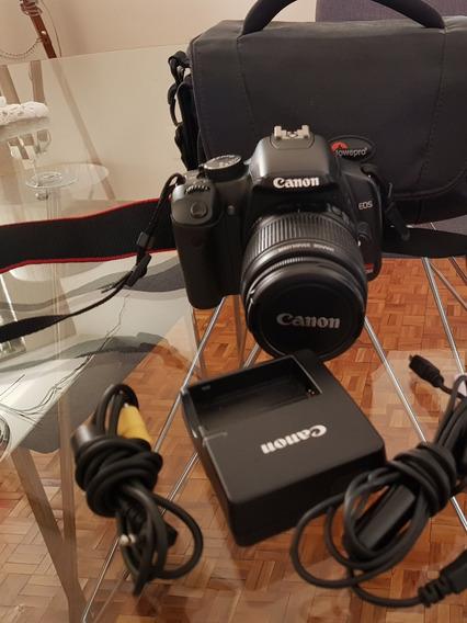Câmera Fotografica Canon Eos Rebel Xsi
