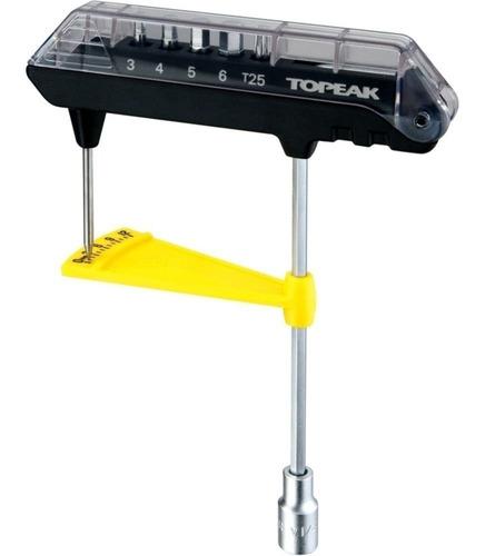 Torquímetro Analógico Bike Topeak Combotorq  1-12nm C/ 5 Bit