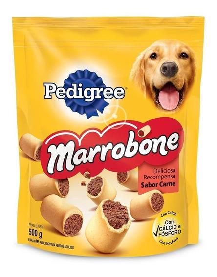 Biscoito Pedigree Biscrok Marrobone - 500 G