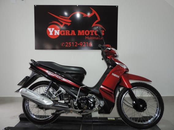 Yamaha Crypton T115k 2016 Linda