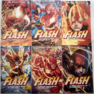 Flash Coleccion Completa Unlimited