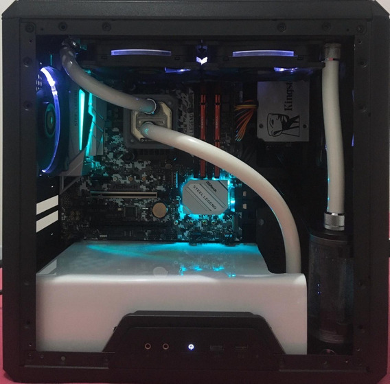 Computador Ryzen 5 3600x + B450m Steel Legend + 16gb Ddr4