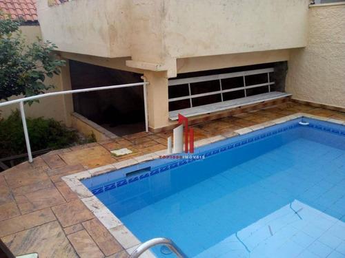 Casa Com 2 Dormitórios À Venda, 250 M² Por R$ 530.000,50 - Pirituba - São Paulo/sp - Ca0099