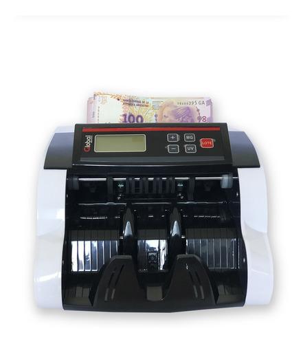 Contador Billetes Maquina Billcounter 2 Pesos Dolares Euros