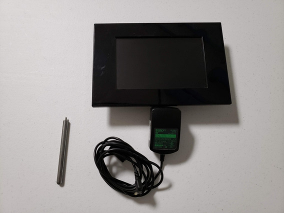 Porta Retrato Digital Sony
