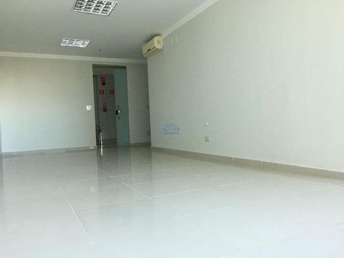 Sala Para Alugar, 42 M² Por R$ 2.100,00/mês - Empresarial 18 Do Forte - Barueri/sp - Sa0256