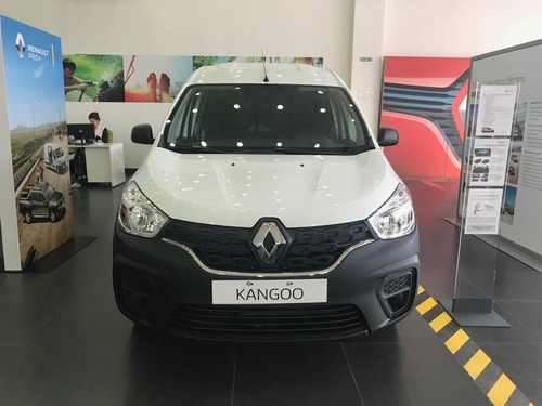 Renault Kangoo 1.6 Furgon Confort Retira Con $486.000 Jm