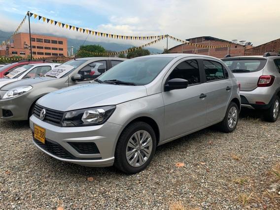 Volkswagen Gol Trendline Mt 1.6cc Gris Plata 2020 Gir388