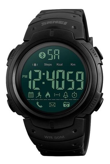 Skmei 1301 Reloj Smartwatch Hombre Deportivo Sumergible 50m