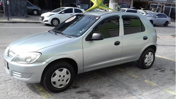 Chevrolet Celta 1.0 Flex 4pts + Dir 2011 $ 18990 Financia