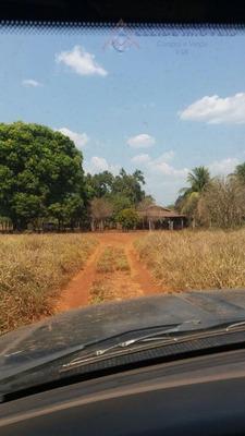 Fazenda Rural À Venda, Zona Rural, Santana Do Araguaia. - Fa0030