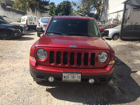 Jeep Patriot 2.4 Litude 4x2 Ta