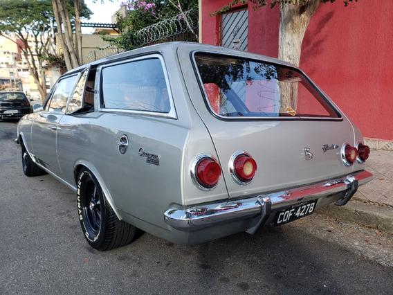 Chevrolet/gm Caravam De Luxe 6cc Placa Preta 1979