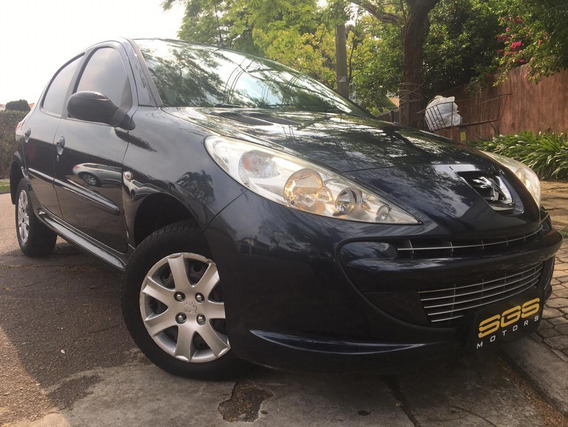 Peugeot 207 Hb Xr Único Dono, Baixissima Km!!!