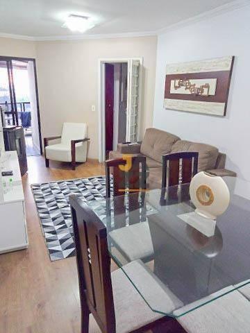 Imagem 1 de 6 de Apartamento Com 3 Dormitórios À Venda, 70 M² Por R$ 440.000,00 - Vila Brasílio Machado - São Paulo/sp - Ap7207