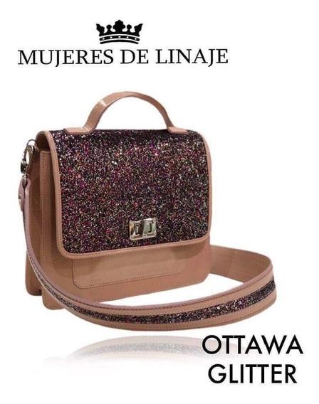 Carteras Mujeres De Linaje - Ottawa Glitter