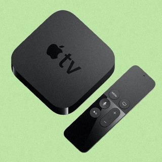 Appletv 4k 64gb A1842 (5ta Generación) Control Siri, 3gb Ram