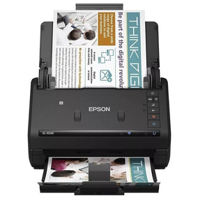 Scanner Epson Workforce Es-500w Wifi B11b228201