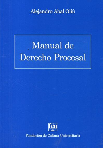 Libro: Manual De Derecho Procesal
