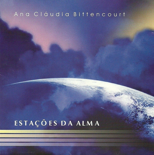 Cd Estações Da Alma Ana Cláudia Bittencourt