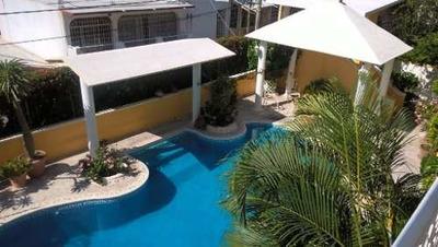 Renta Casa En Condominio, Las Playas, Acapulco, Gro.