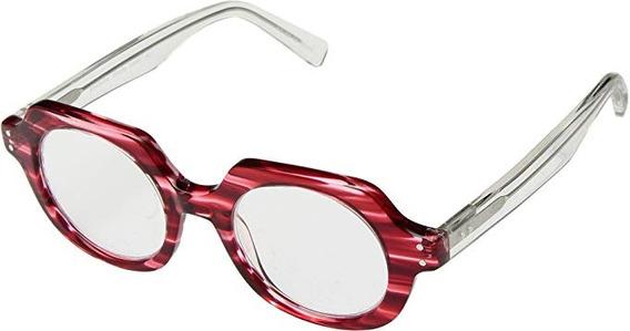 Cristal Rojo Goyle Eyebobs Mujeres 1,50
