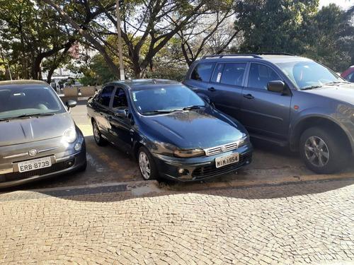 Fiat Marea Elx  Motor Novo