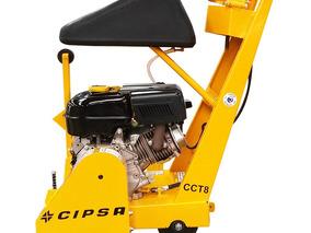 Cortadora Cipsa C/motor Mpower 9hp Para Disco De 14