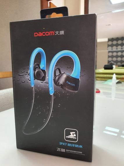 Fone De Ouvido Bluetooth 4.1 Dacom P10 Ipx7 A Prova Dágua.