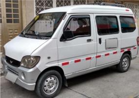 Camioneta Wulling 7 Pasajeros Con Trabajo Ingresos 3.200.000