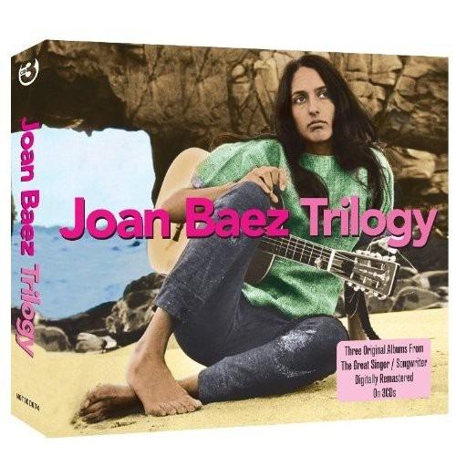 Joan Baez Trilogy Cd Uk Import