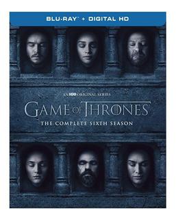 Blu-ray Game Of Thrones Season 6 / Temporada 6 Digipack