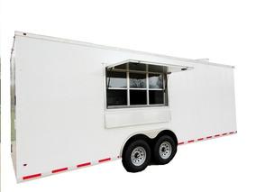 Remolque Tacos Tipo Americano - Food Truck - Traila