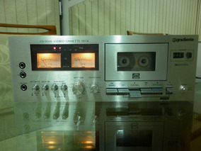 Tape Deck Gradiente Cd 3500 Impecável.